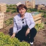 L'agricultrice prête à secouer le Parlement de Strasbourg