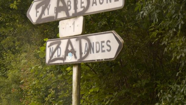 ZAD - route 2