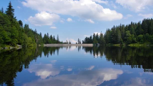 17 Lac du forlet