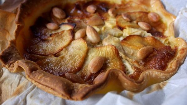 Evreux - La tarte aux pommes de Louise 2