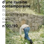 Itineraries of contemporary cuisine