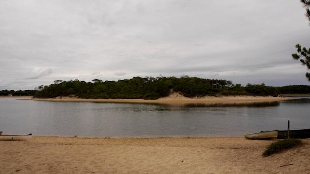 Lac de Vieux boucau