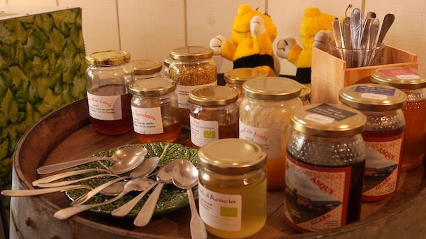 Les miels d'Erleak