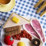 Un breakfast à l'anglaise tout doux