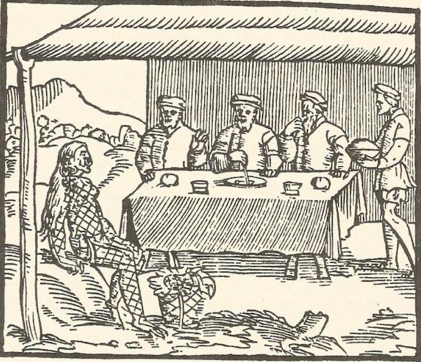 Le premier banquet