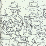 History of the intermixing of food in latin america