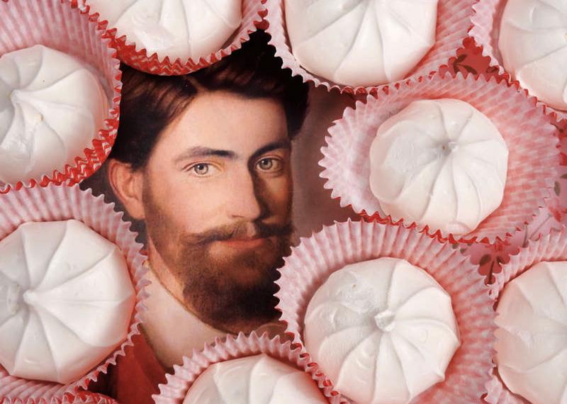 Le souk baroque-dada de Zeren Badar