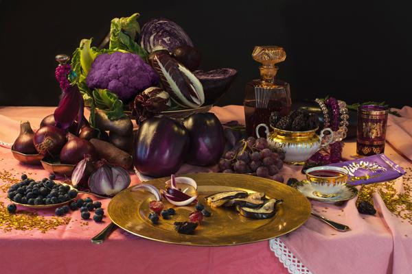 Mariah Carey – Purple diet