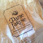 Dame Farine, the art house bakery