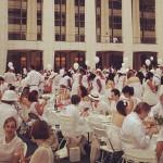 Le dîner en blanc de New York s'invite sur l'Hudson