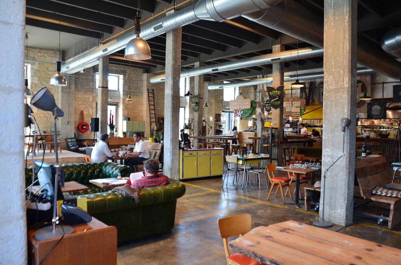 Image Result For Restaurant Le Bureau Bordeaux