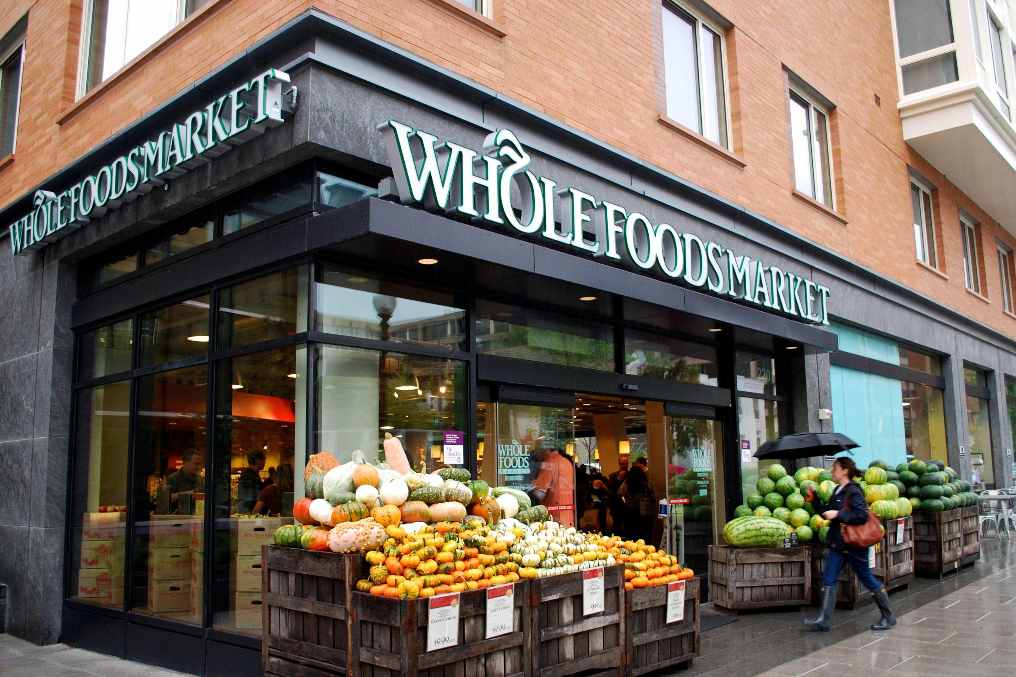 Whole Foods Les