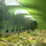 A Paris, un jardin pour une station fantôme