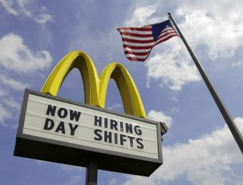 McDonalds Workers