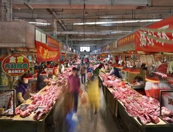 Beijing Meat Market