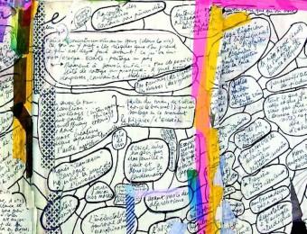 La carte mentale. © SB (1)