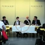 Intriguant débat à Ferrandi Paris sur l'homme et la viande