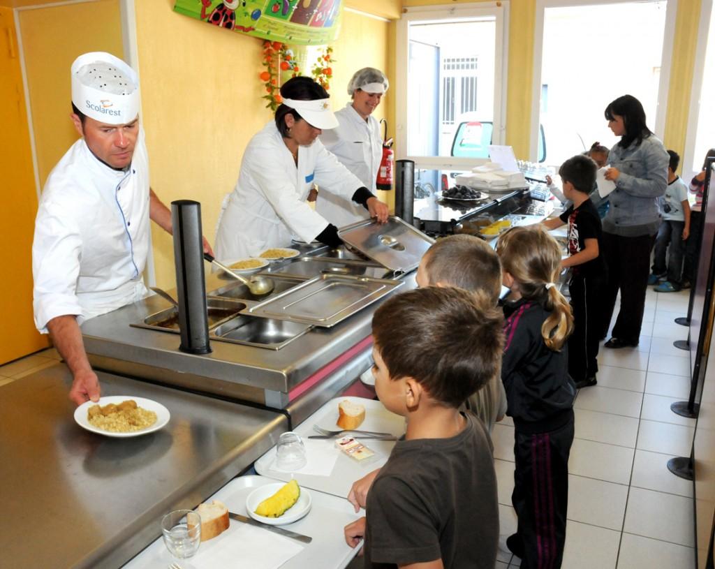 Le plaisir de la cantine une tude pour faire joli for Societe de restauration collective scolaire