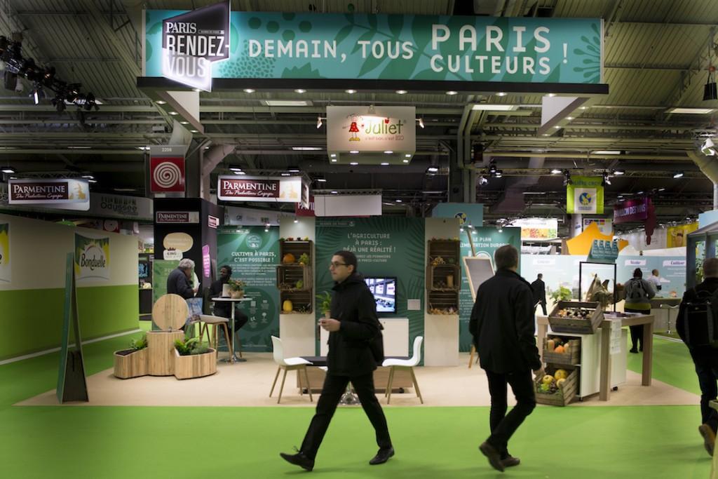 Stand Paris Culteurs