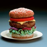 1,23 milliards de jambon-beurre talonnés par 1,19 milliards de burgers