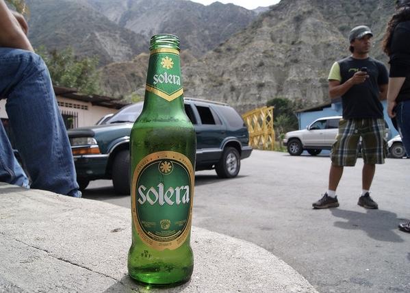 Bière solera