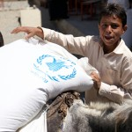 Hunger a weapon of war in Syria, Yemen, Nigeria