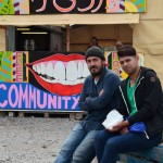 Le Recho, du cœur dans les épinards des réfugiés