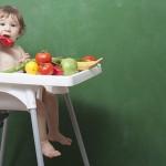 9 polluants dans l'alimentation des jeunes enfants