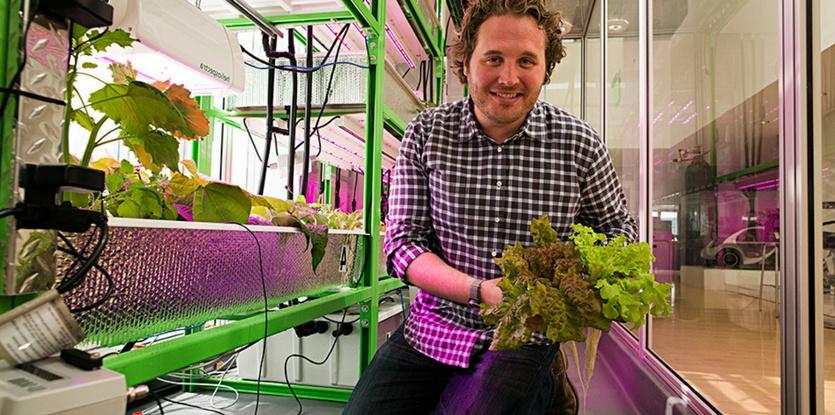 L'agriculture de demain expérimentée au MIT