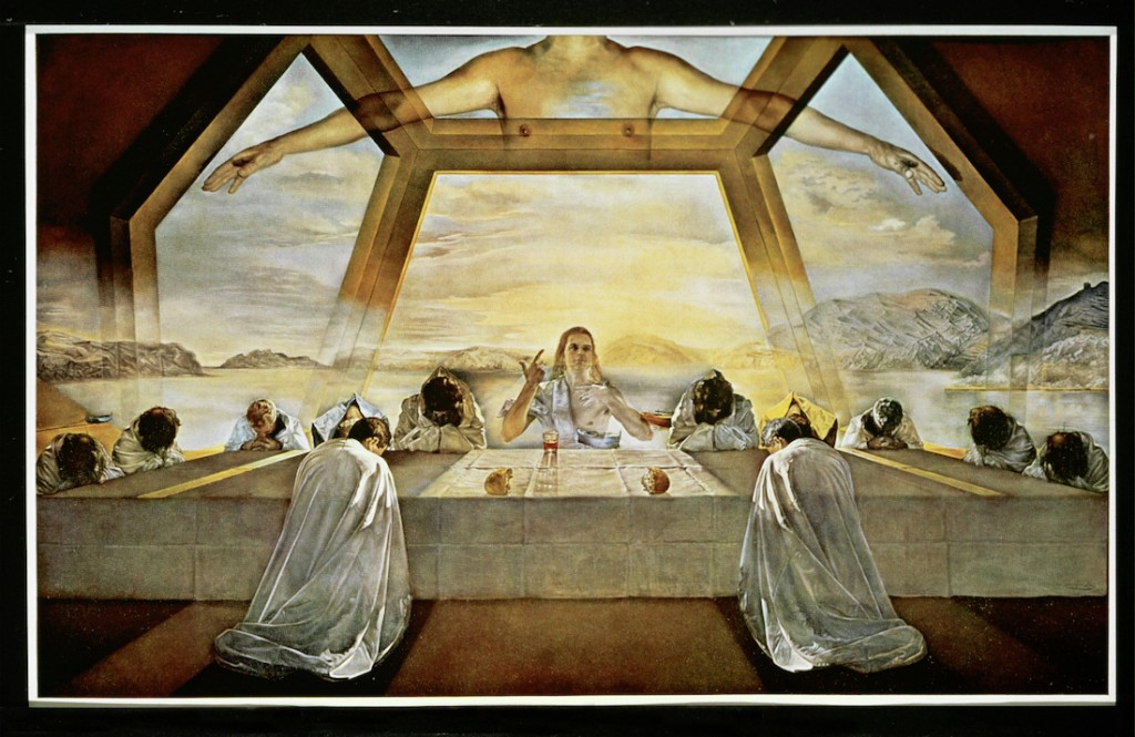 Salvador Dali / The Last Supper