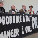 The Confédération Paysanne brings 13 grievances to the table