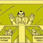 Polyphonie agricole : la voix des syndicats n°2 et 3
