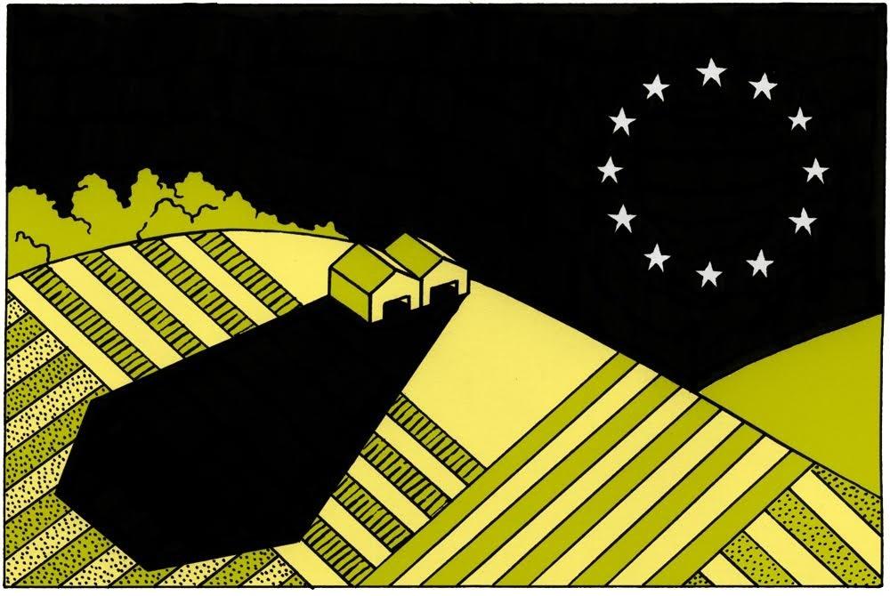 Syndicats : Coordination rurale et Confédération Paysanne