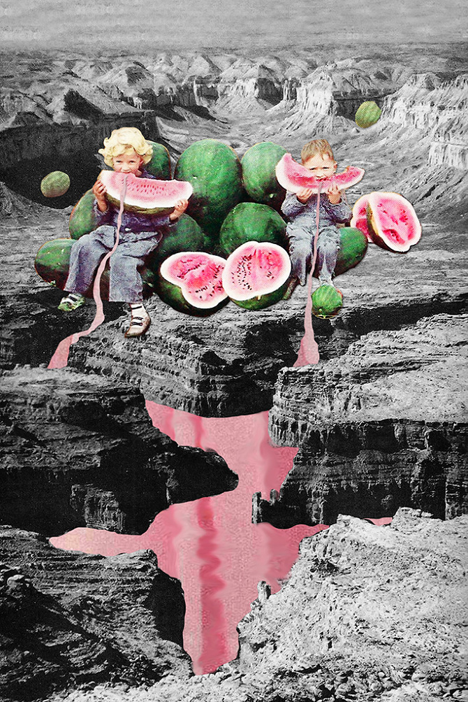 Watermelon Watermarks