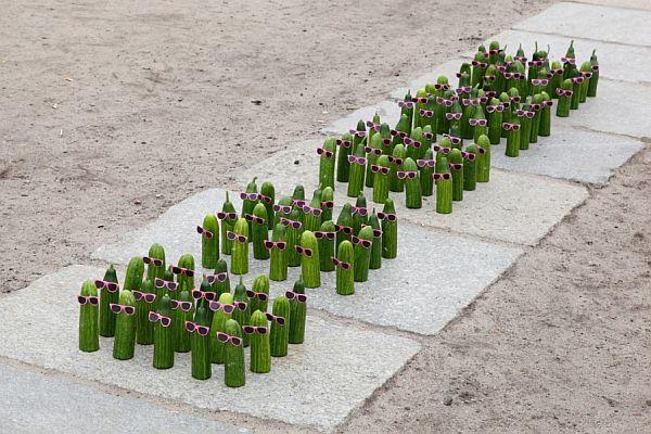 Armée de concombres