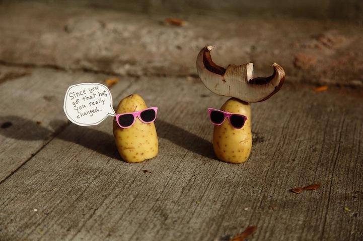 Les patates de Peter Pink