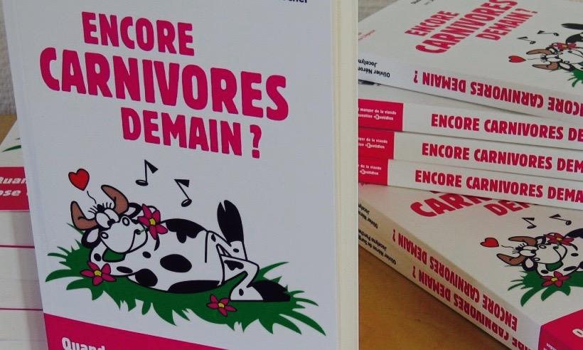 Encore carnivores demain? Jocelyne Porcher et Olivier Néron de Surgy