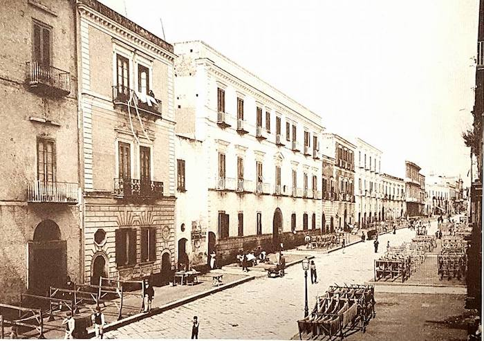 Fabrique de pâtes Brogi, Carlo (1850-1925)