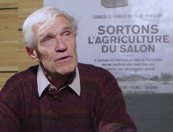 """Marc Dufumier : """"Il faut revoir complètement notre copie sur l'agriculture."""""""