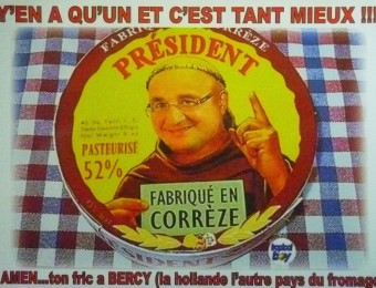 Camembert François Hollande