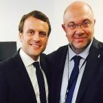 Stéphane Travert est le nouveau ministre de l'Agriculture et de l'Alimentation