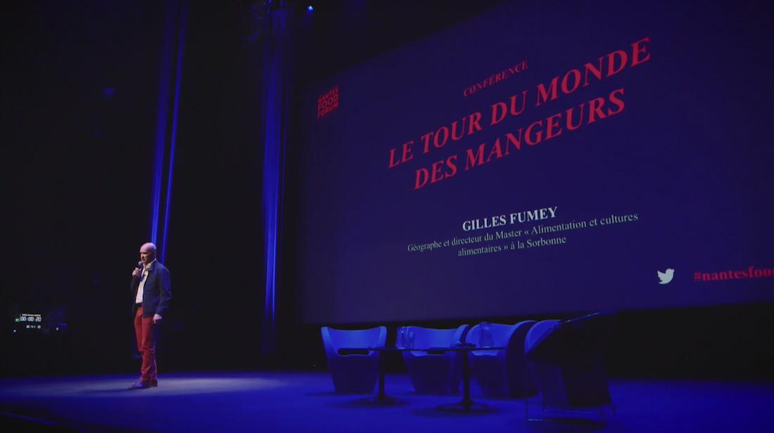 Le tour du monde des mangeurs par le géographe Gilles Fumey