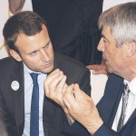 Macron calls on Olivier Allain to be his eyes for the State of Food