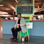 Michel Troisgros chef de jardin militant