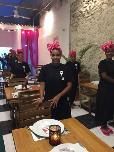restaurant interno colombie