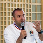 Guillaume Gomez, chef at the Élysée and ambassador for the farming community