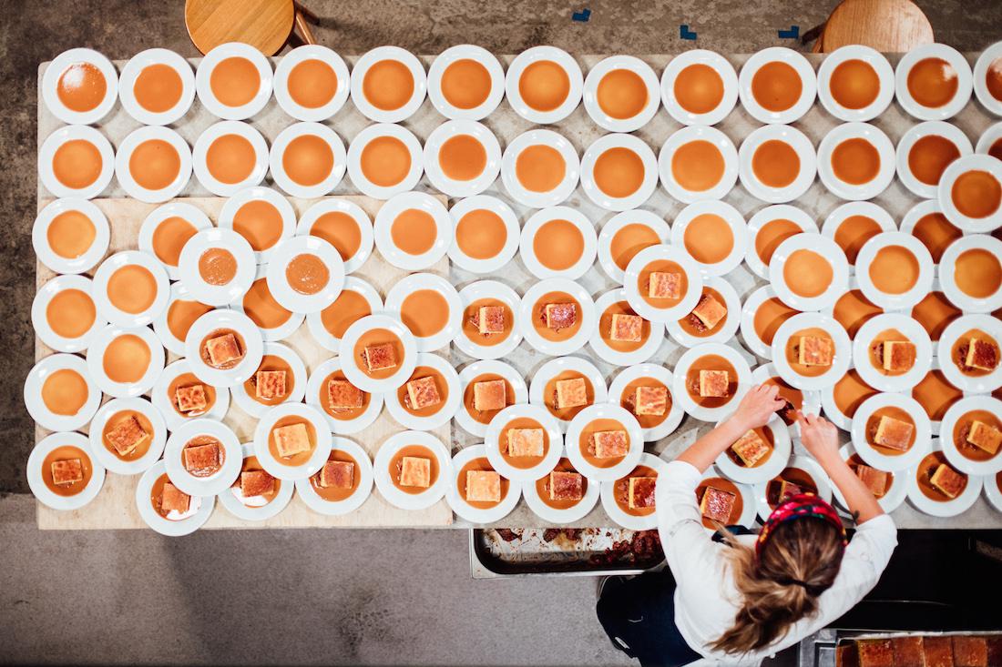 Le chef italien Massimo Bottura veut ouvrir un
