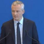 Lactalis: Bruno Le Maire demande le rappel des produits élargi à l' Europe