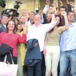 Au Salon de l'agriculture la France Insoumise manie la baguette magique