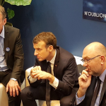 Macron seeks out a sector 'still be won' at the Paris International Agricultural Fair